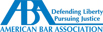 Logo Recognizing Law Office of Scott Miller's affiliation with the American Bar Association